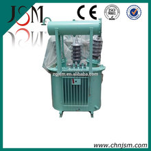 Power Usage and 2 Coil Number 50 kva transformer 33 KV copper wound