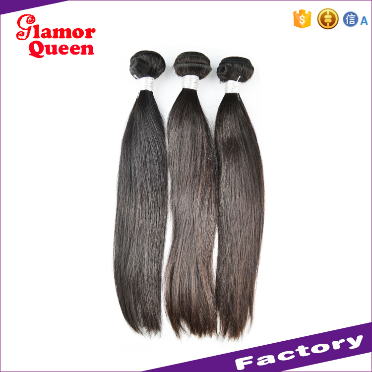The Best Hair Vendors Natural Color 18 Inches Peruvian Hair Wholesale Human Hair
