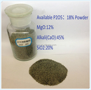 Fused Calcium Magnesium Phosphate FMP Fertilizer