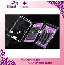 Hot sale----wholesale silk eyelash extension---from Qingdao Hollyren Beaut
