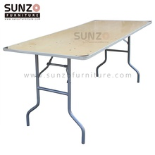 Wholesale Wooden Banquet Tables And Chairs For Events