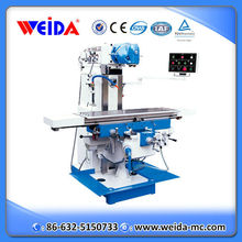 X6432 automatic industrial profile vertical universal milling machine
