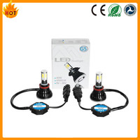 Generation 5th Canbus H1,H3,H4,H7,H11,9006,9007 COB G5 led headlight