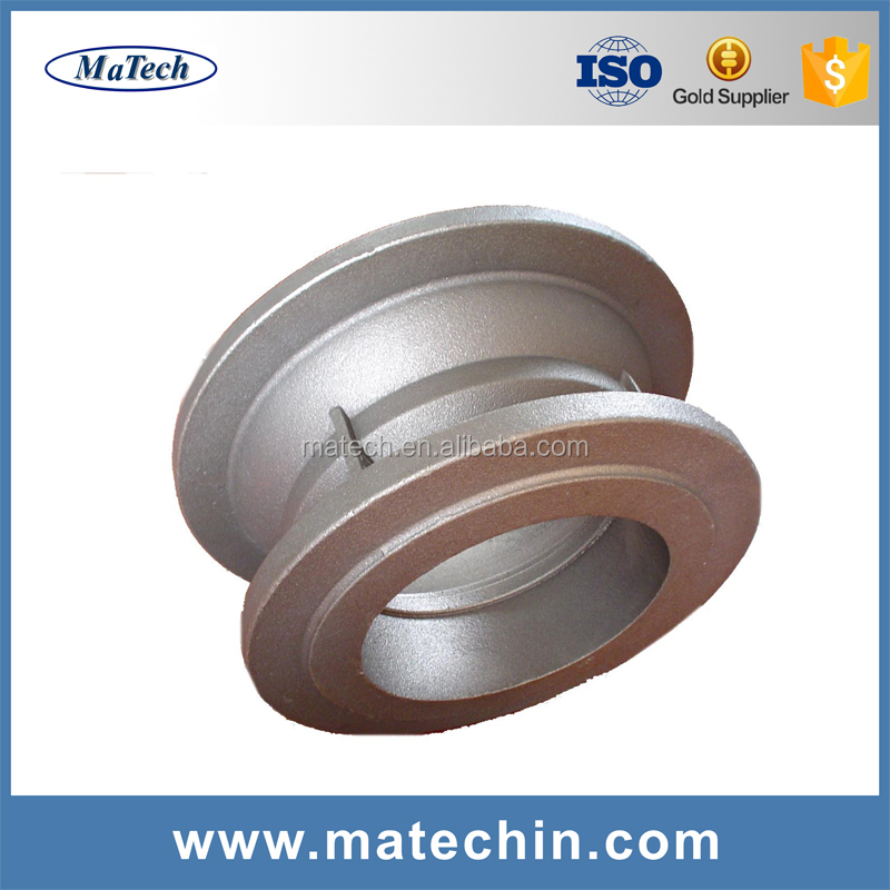 OEM Quality Vavle Body Parts Investment Casting Steel As Per Drawing