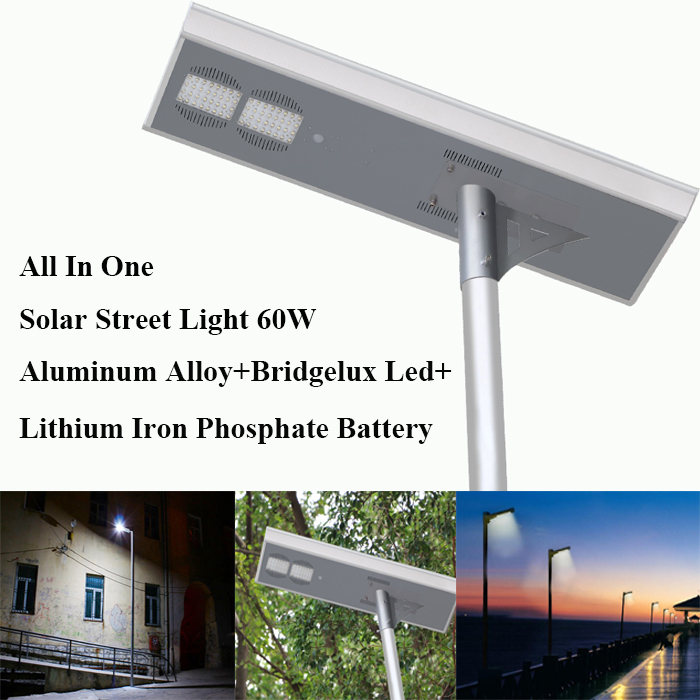 Custom logos solar cell street light of China National Standard
