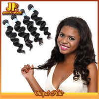 Wholesale Price 100% Human Top Quality Weaving Human Hair Importers Best Grade Hair