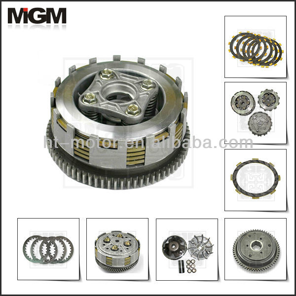 OEM High Quality ax100 clutch disc/motorcycle clutch plate/motorcycle parts china