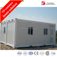 modern house prefabricated villas