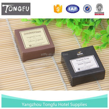 Factory Customized Multipurpose Bar Soap hotel square size soap