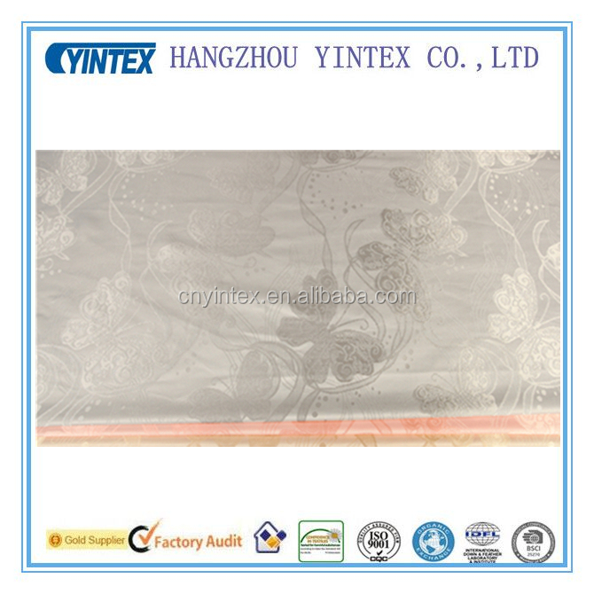 Mattress Jacquard Kintted Fabric Polyester Fabric