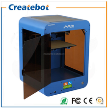2016 Mid DIY 3D Printer Full Metal with Touch Screen Display Control High Accuracy Max printing 205*205*250mm