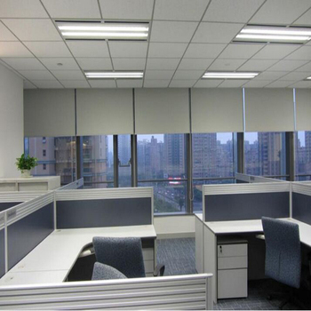 Good Quality Low Price Electric Roller Blinds Designed For Office Room Meeting Room Buy