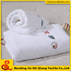 Luxury Custom Terry White 5 star hotel Cotton shower towel