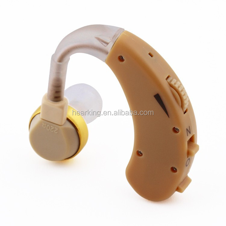 China Hearking k-159 BTE High Quality Manufacture Hearing Aid in philippines