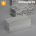 Creative design withhealth and space efficiency household nonwoven clean paper in a box