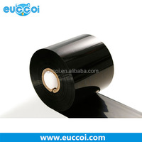 thermal transfer barcode ribbon: wax ,resin ribbon,wax-resin ribbon for Zebra barcode printer