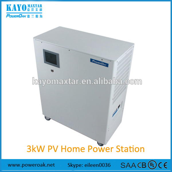 20kw Off Grid Solar System Kit Grid Tie Solar Power System