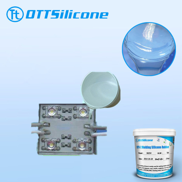 HTV potting compound silicone/silicon for electronic box ,elecronic parts