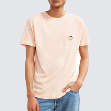 High quality round neck men t shirt wholesale china