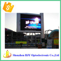 Alibaba express P8 Outdoor rgb LED digital number led display board