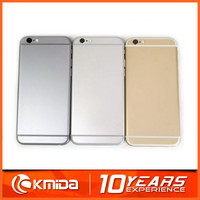 Best quality low price New For iPhone 6 Rear Housing