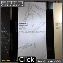 Marble look calacatta golden design porcelain wall tile 60x90cm