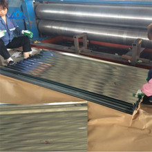 Carbon steel color roof tile, metal roofing, prepainted steel corrugated roofing sheets made in China