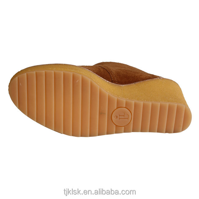 rubber sole for shoe making