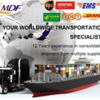 Consolidate or Combine shipping from multiple suppliers and cities in China by Air/Sea/LCL/DHL/UPS/FedEx/TNT/Railway From China