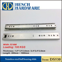 2014 Hot Type Heavy Duty Under Mount Drawer Slides