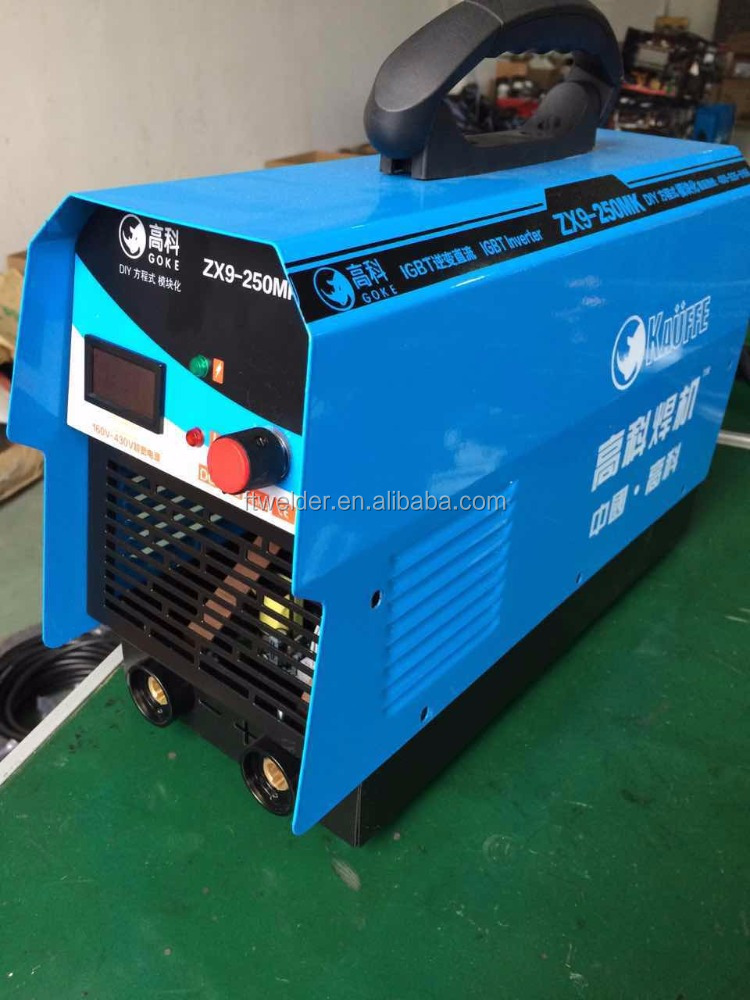 250 amps hot sale automatic dc arc welding machine bx1-250c