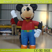Wholesale best quality inflatable cartoon tire with certificates