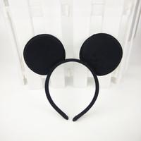 DM 711 head band kids cute mouse ear Children's Day performance Hallowmas decoration Mickey headwear