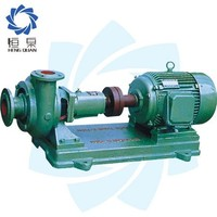 Acid sump pump hydraulic dredge pump