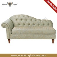Factory direct sale luxury furniture indoor chaise lounge chair/chaise lounge