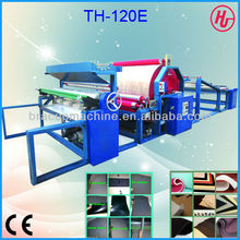 TH-120E Insole Boards with Fabric Laminating Machine