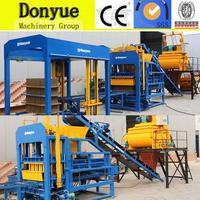 China alibaba concrete brick making machine most popular in Philippines market