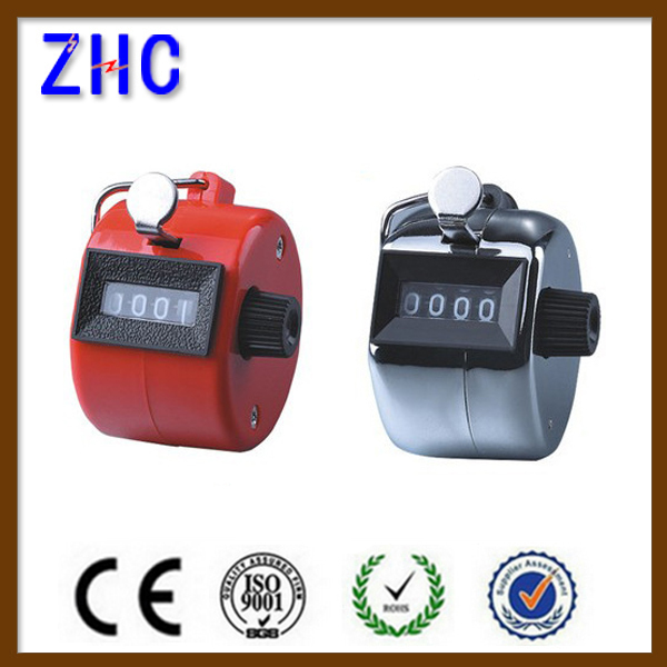 golf manual pressing counter electronic digital finger manual tally counter