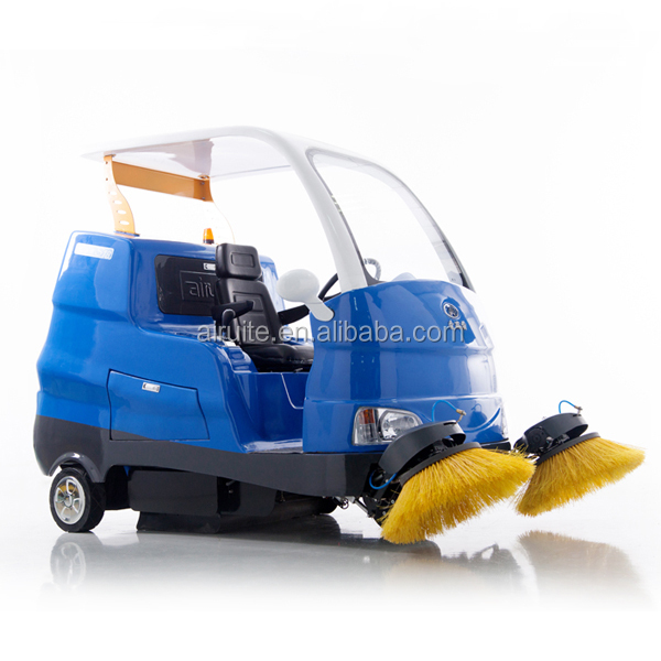 Good quality road sweeping vehicles