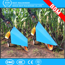 multifunction harvester straw rice tobacco corn pasture soybeans mini harvester