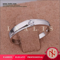 Fashion latest thin finger lady ring design 925R022