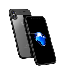 The Latest Cool Man Custom Design PC Clear Soft Silicone Cell Phone Case for iphone 8 case TPU