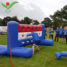 knockout events 2 Player inflatable Batak Wall