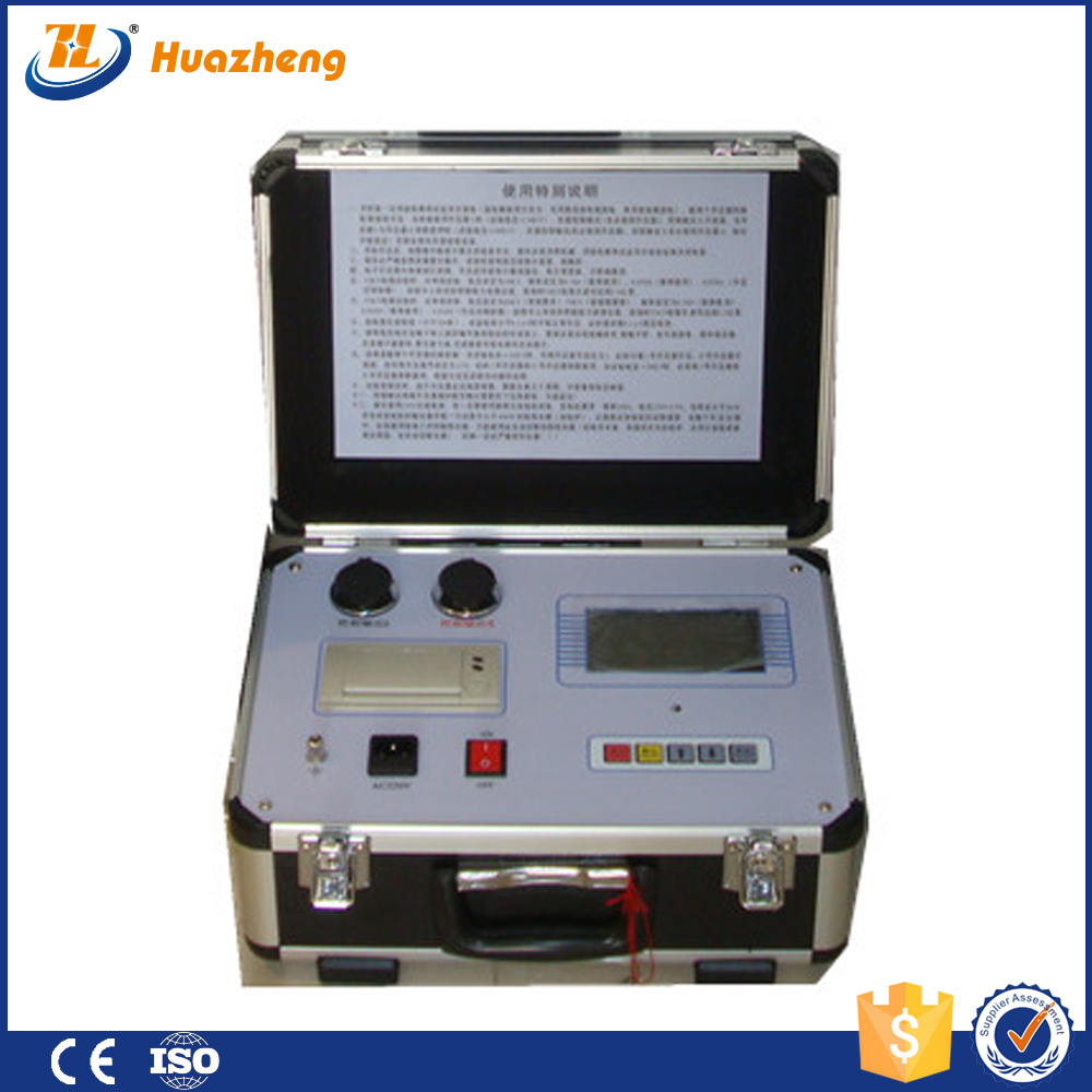Automatic Safety Test System Also AC and DC Hipot Tester design According to IEC 60598 Safety Test Requirements