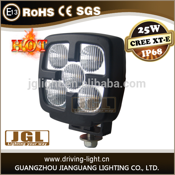 heavy duty,auto parts,trucks led driving light 12v 24v offroad led work light lamp 25w 40w 60w 120w led work light
