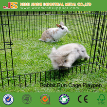 Animal Run Pet Cage Wire Panel Rabbit PlayPen Run Cage