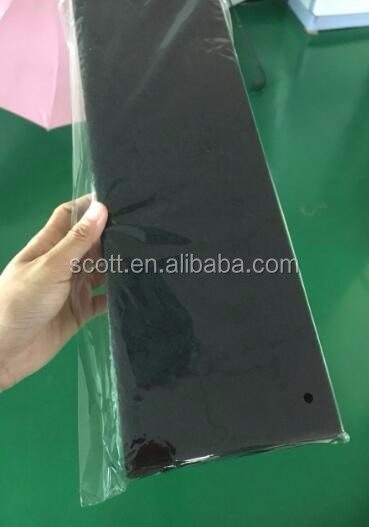 Air conditioners activated carbon fiber air filter