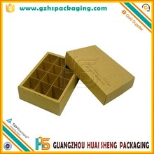 Recyclable Disposable Indian Sweet Moroccan Packaging Gift Boxes With Dividers