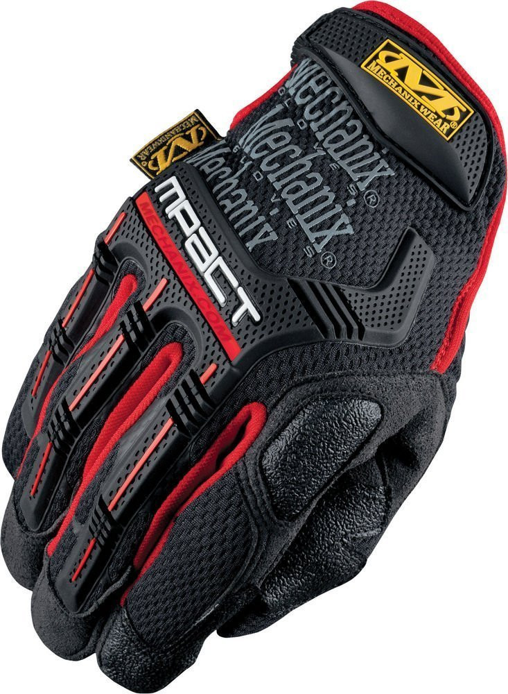 MPT -52 BLACK/RED Mechanix Wear/X Large Black/Red M-Pact Glove