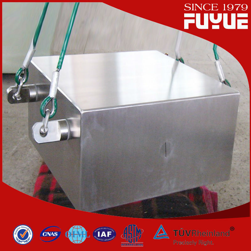 High quality m1 500kg elevator counter weight best seller